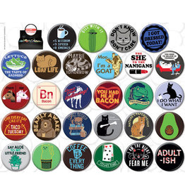 Ata-Boy D&G/Snorgtees Buttons Assortment 2