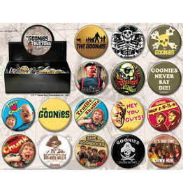 Ata-Boy Goonies Buttons Assortment