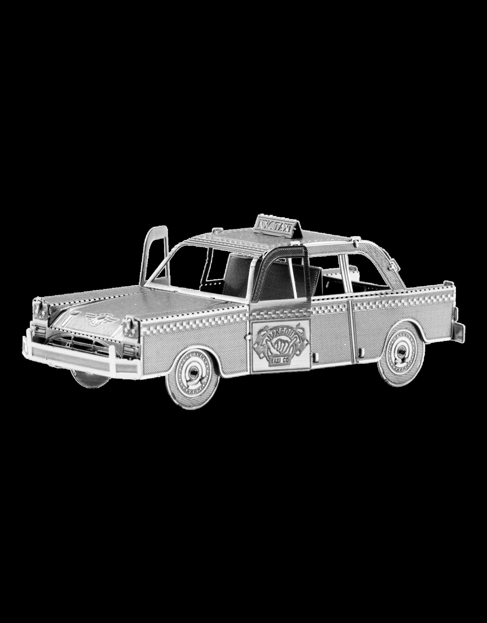Metal Earth Checker Cab