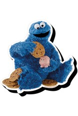Sesame Street Cookie Monster Funky Chunky Magnet