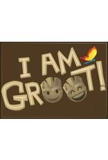 GoG I am Groot Flat Magnet
