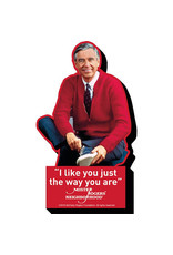Mr Rogers I Like You Funky Chunky Magnet