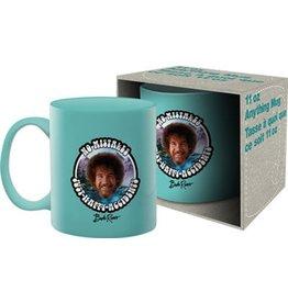 NMR Bob Ross No Mistakes Mug