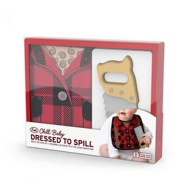 Fred Chill Baby Dressed To Spill - Lumberjack Set