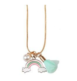 Creative Education Rainbow Tassel Necklace