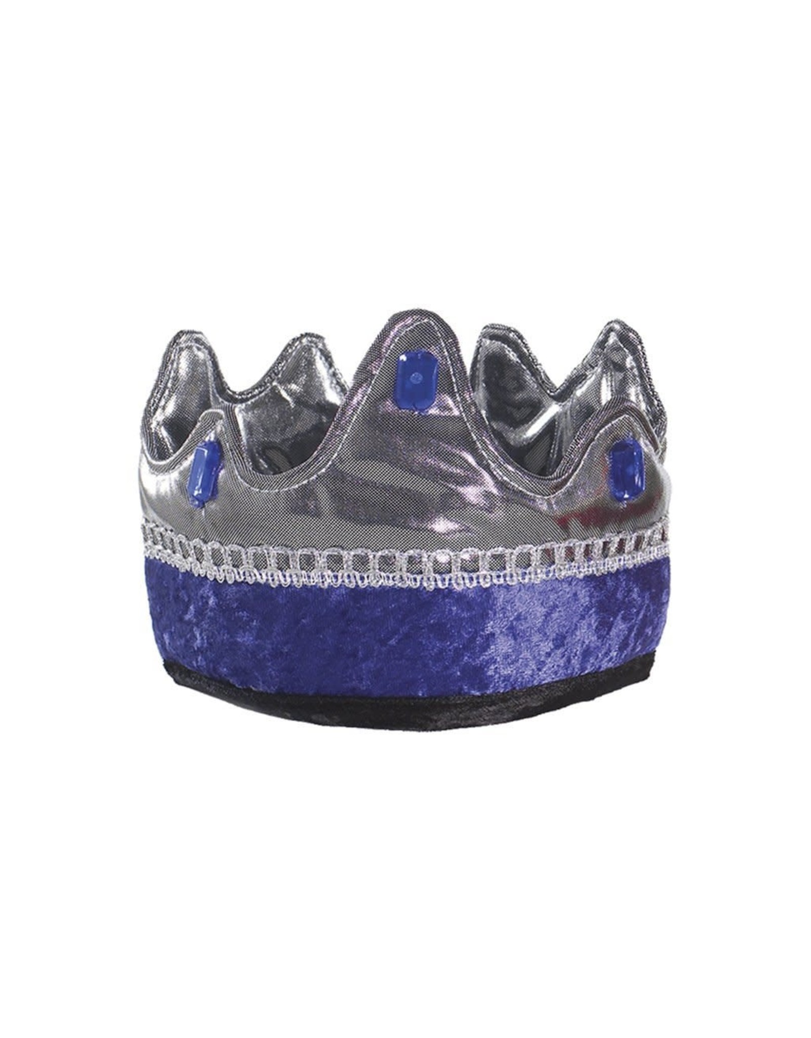 Creative Education Blue King Crown