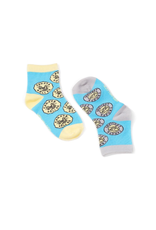 Main & Local Children's Canadian Coins Socks