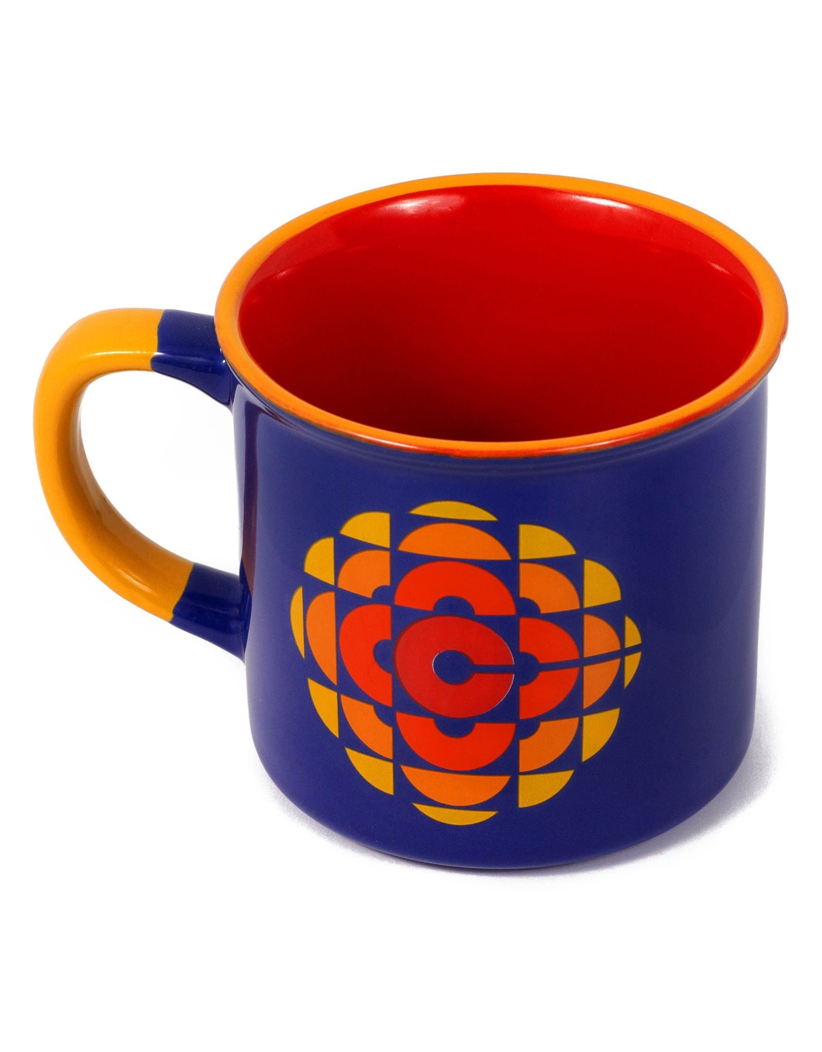Main & Local CBC Logo Mug