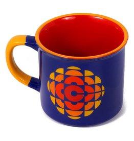 Main & Local CBC Logo Mug