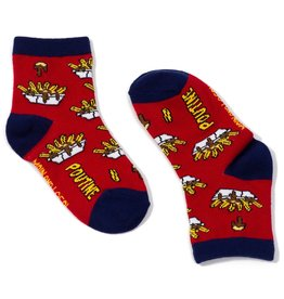 Main & Local Children's Poutine Socks