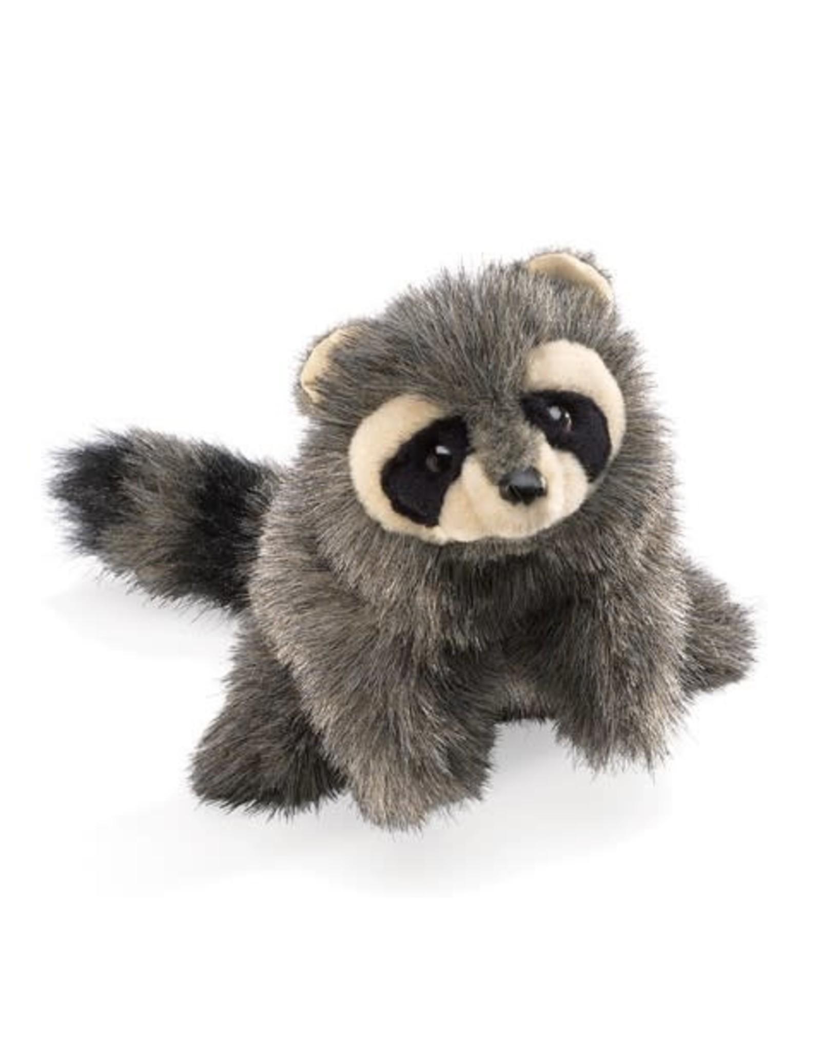 Folkmanis Folkmanis Baby Raccoon Puppet
