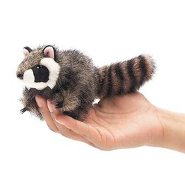 Folkmanis Folkmanis Mini Raccoon Finger Puppet