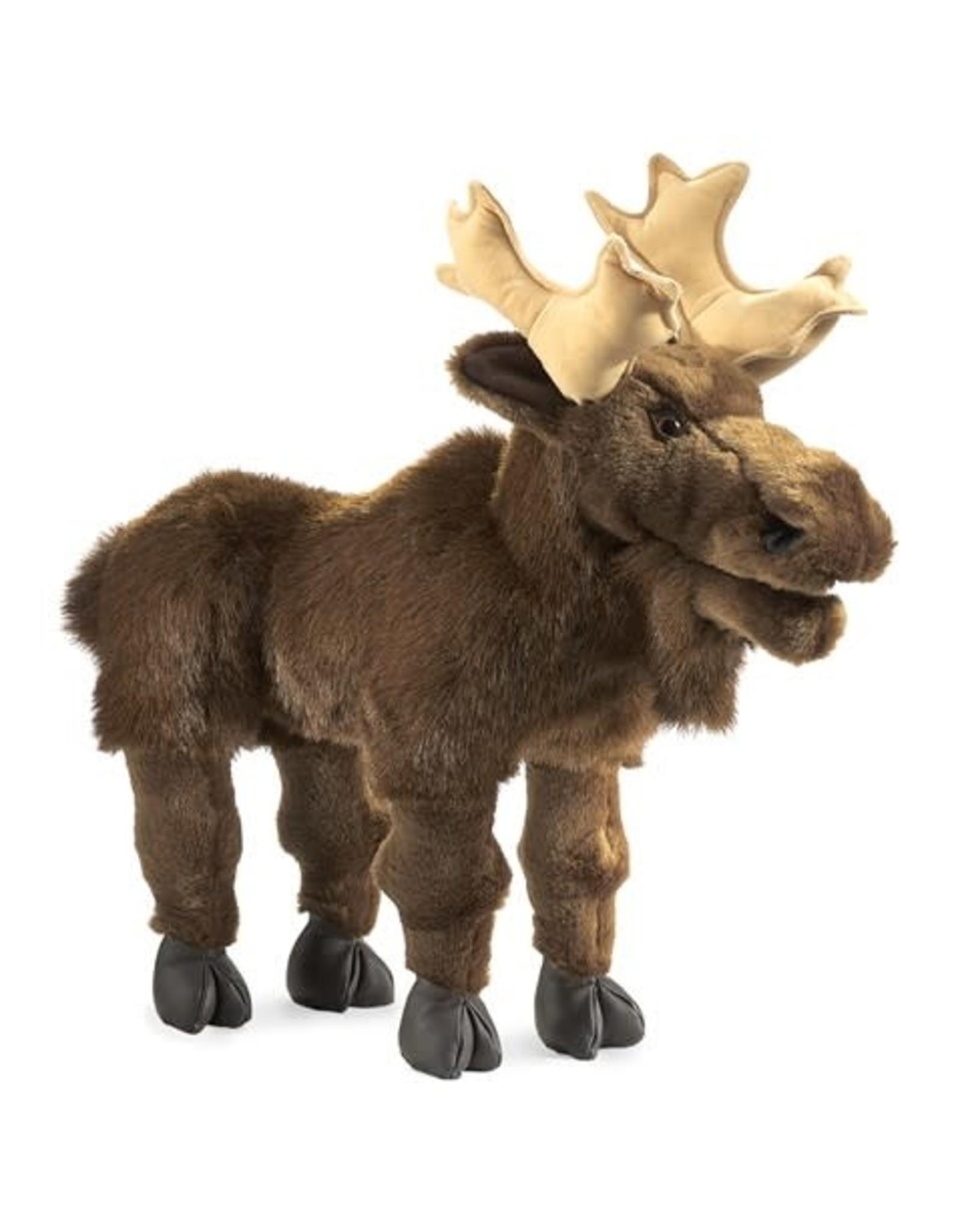 Folkmanis Folkmanis Moose Puppet