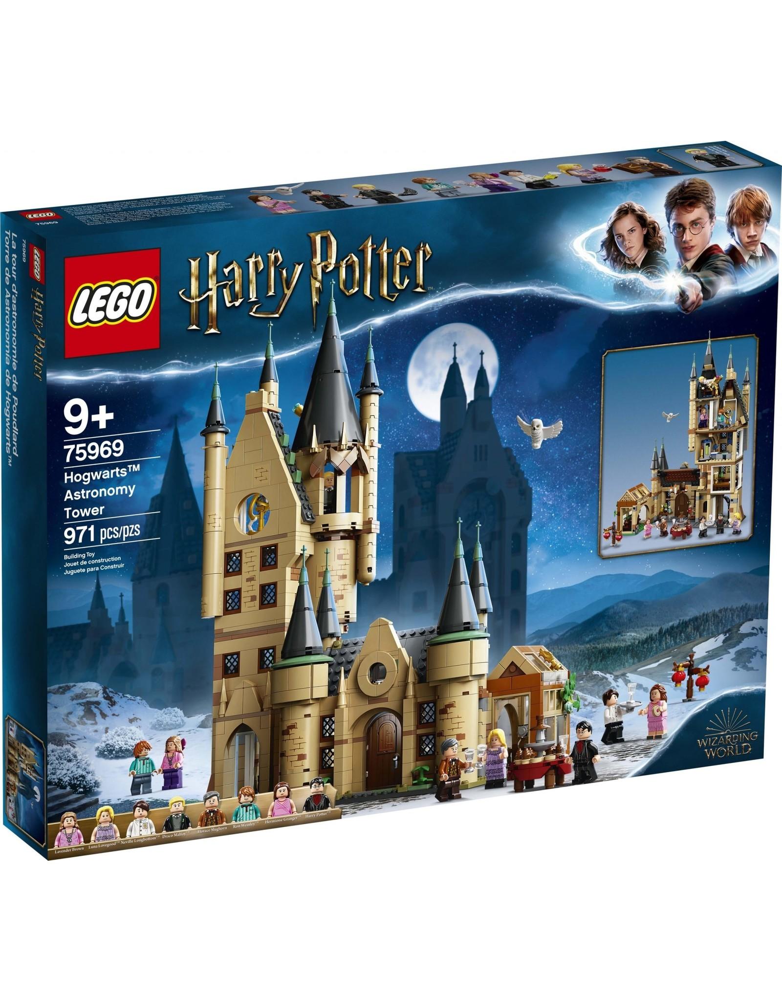 Lego Hogwarts Astronomy Tower