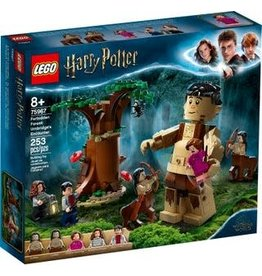 Lego Forbidden Forest: Umbridge's Encounter