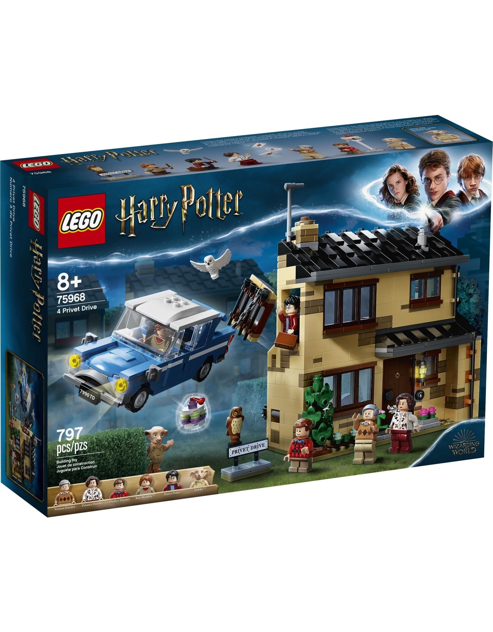 Lego 4 Privet Drive
