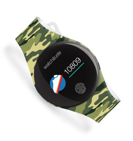 Watchitude Watchitude Move 2 Army Camo - Kids Activity Watch