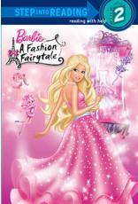 Step Into Reading Barbie A Fashion Fairytale S2