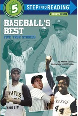 Step Into Reading Step Into Reading - Baseball's Best: Five True Stories (Step 5)
