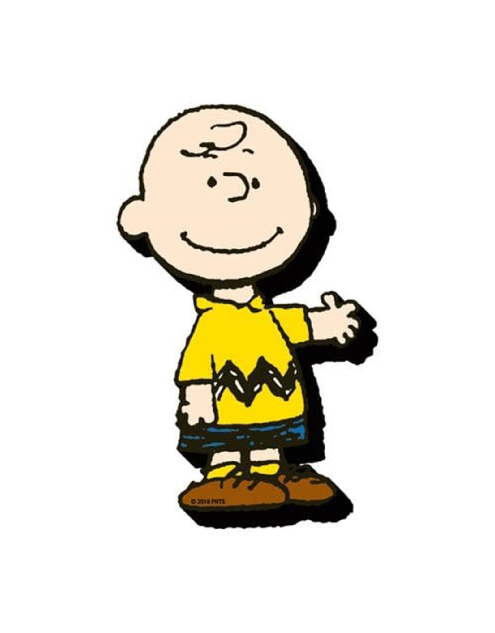 Charlie Brown Funky Chunky Magnet