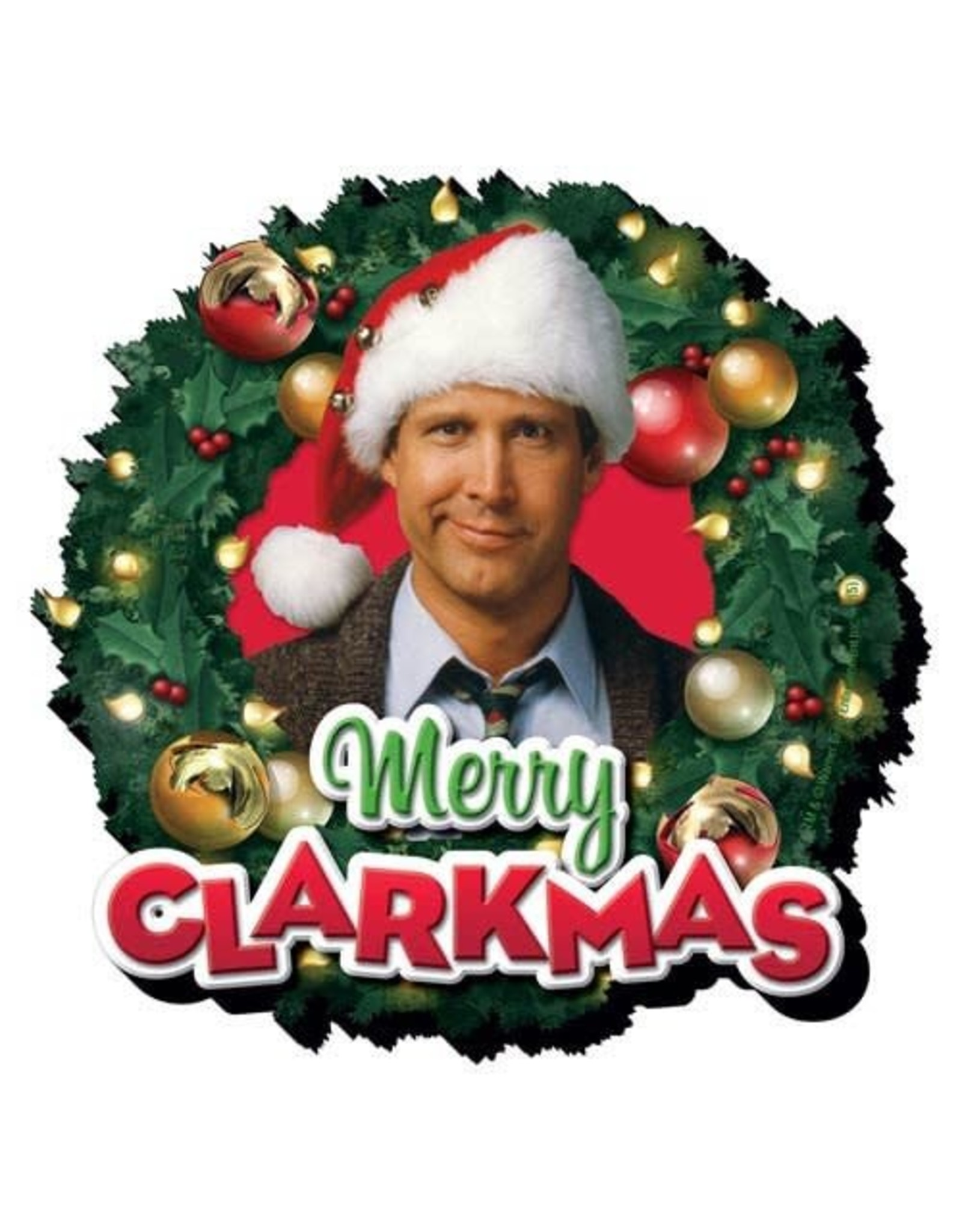 Christmas Vacation Clarkmas Funky Chunky Magnet