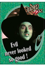 Evil Never Looked So Good Flat Magnet