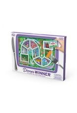 Dinner winner - Forest Plate