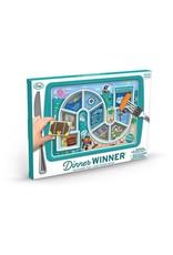Fred Dinner Winner - Pirate Plate