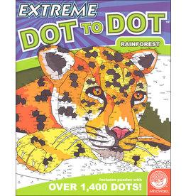 Mindware Extreme Dot to Dot: Rainforest