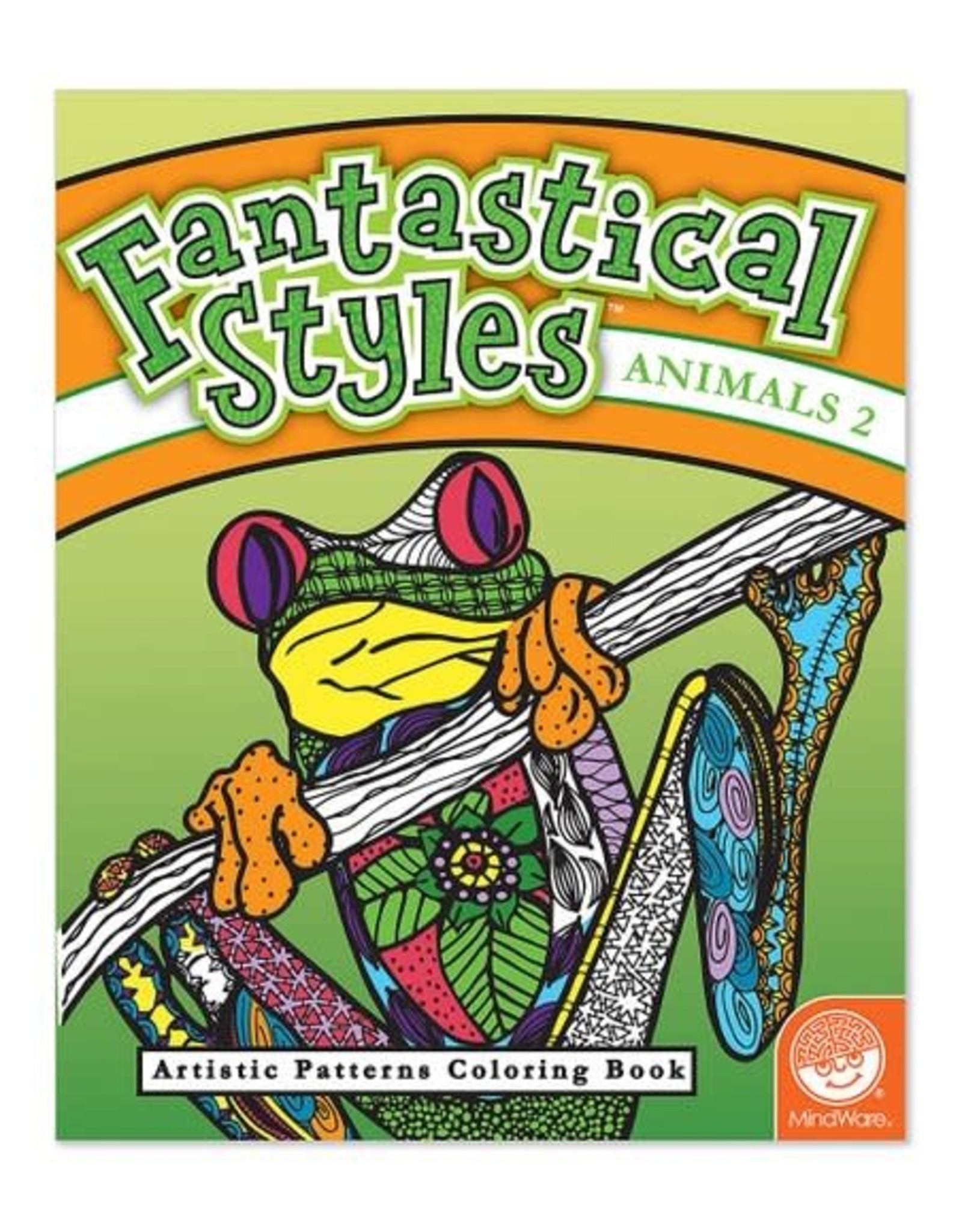 Mindware Fantastical Styles: Animals2