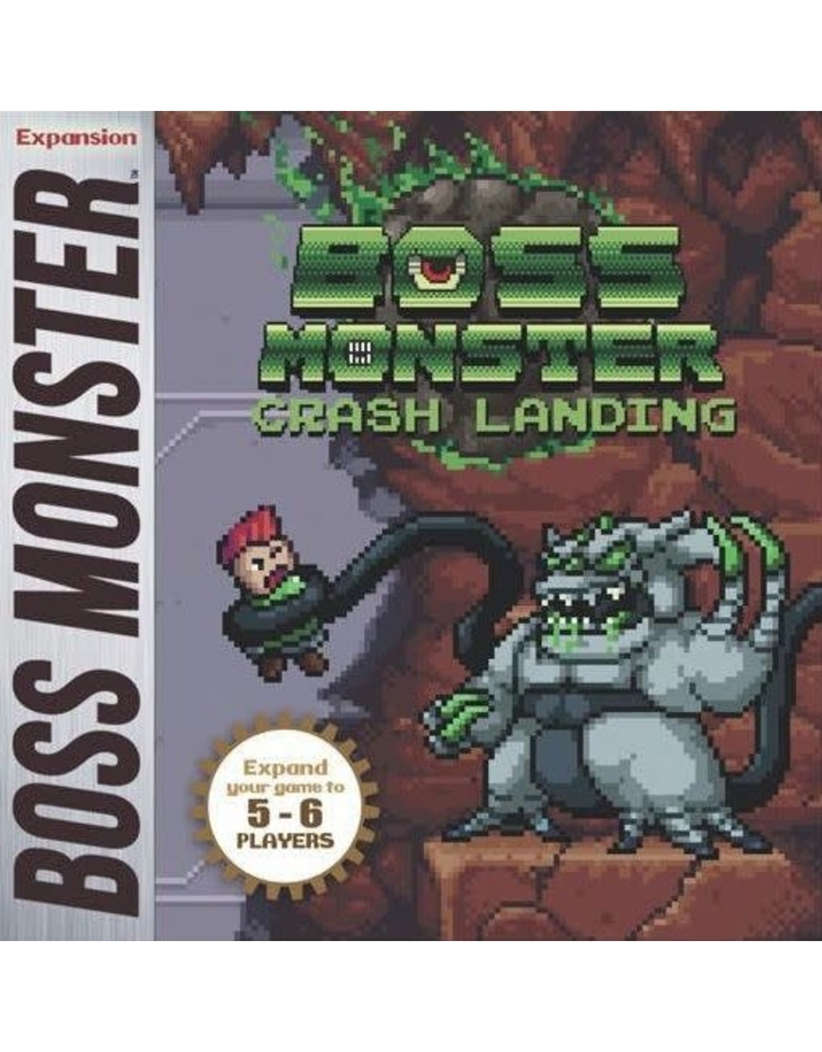 Boss Monster - Crash Landing Expansion Clearance