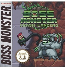 Boss Monster - Crash Landing Expansion Clearance