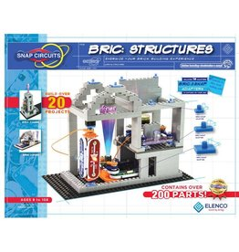 Snap Circuits SnapBric: Structures