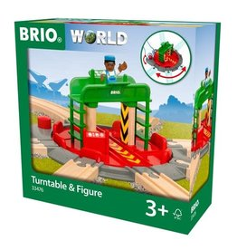 Brio BRIO Turntable & Figure