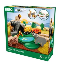 Brio BRIO Safari Adventure Set