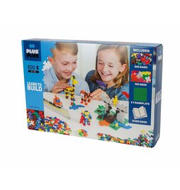 Plus-Plus Plus-Plus Learn to Build - Basic Mega Set