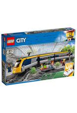 Lego Passenger Train