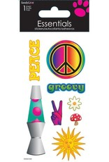 Peace Essentials Stickers