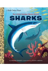 Little Golden Books My Little Golden Book About Sharks