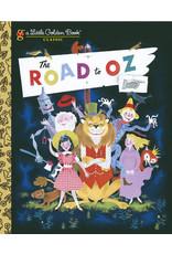 Little Golden Books The Road to Oz Little Golden Book