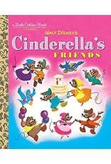 Little Golden Books Cinderella's Friends LGB