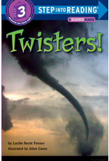 Step Into Reading Twisters! S3