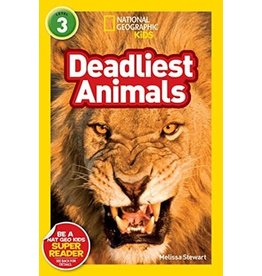 Step Into Reading NGR Deadliest Animals L3