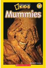 Step Into Reading NGR Mummies L2