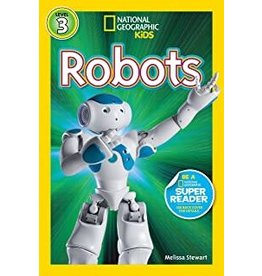 Step Into Reading NGR Robots