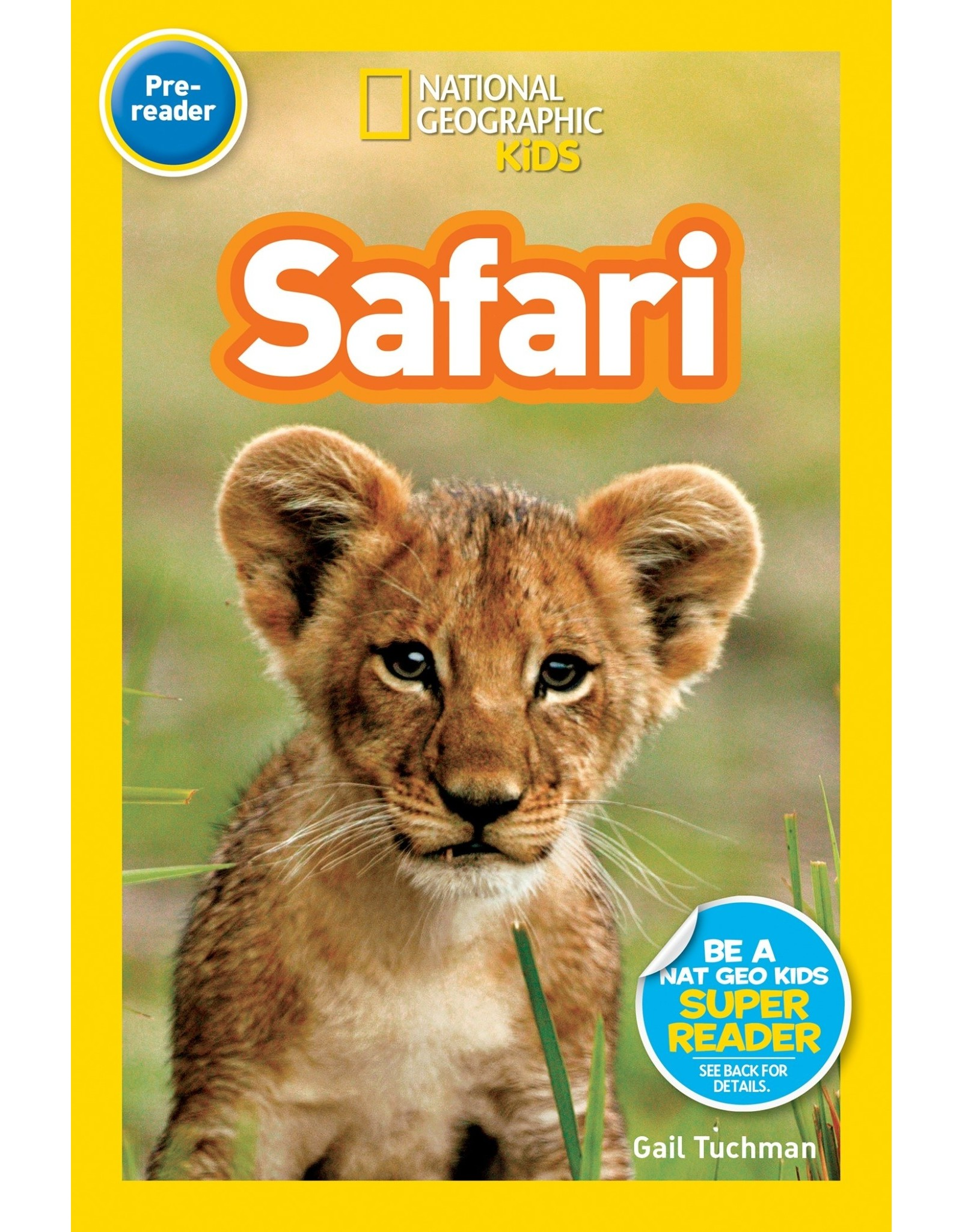 Step Into Reading NGR Safari