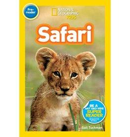 Step Into Reading NGR Safari