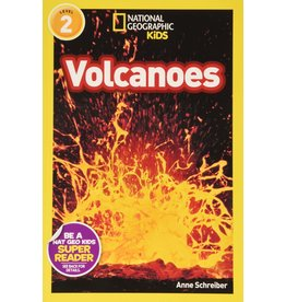 Step Into Reading NGR Volcanoes L2
