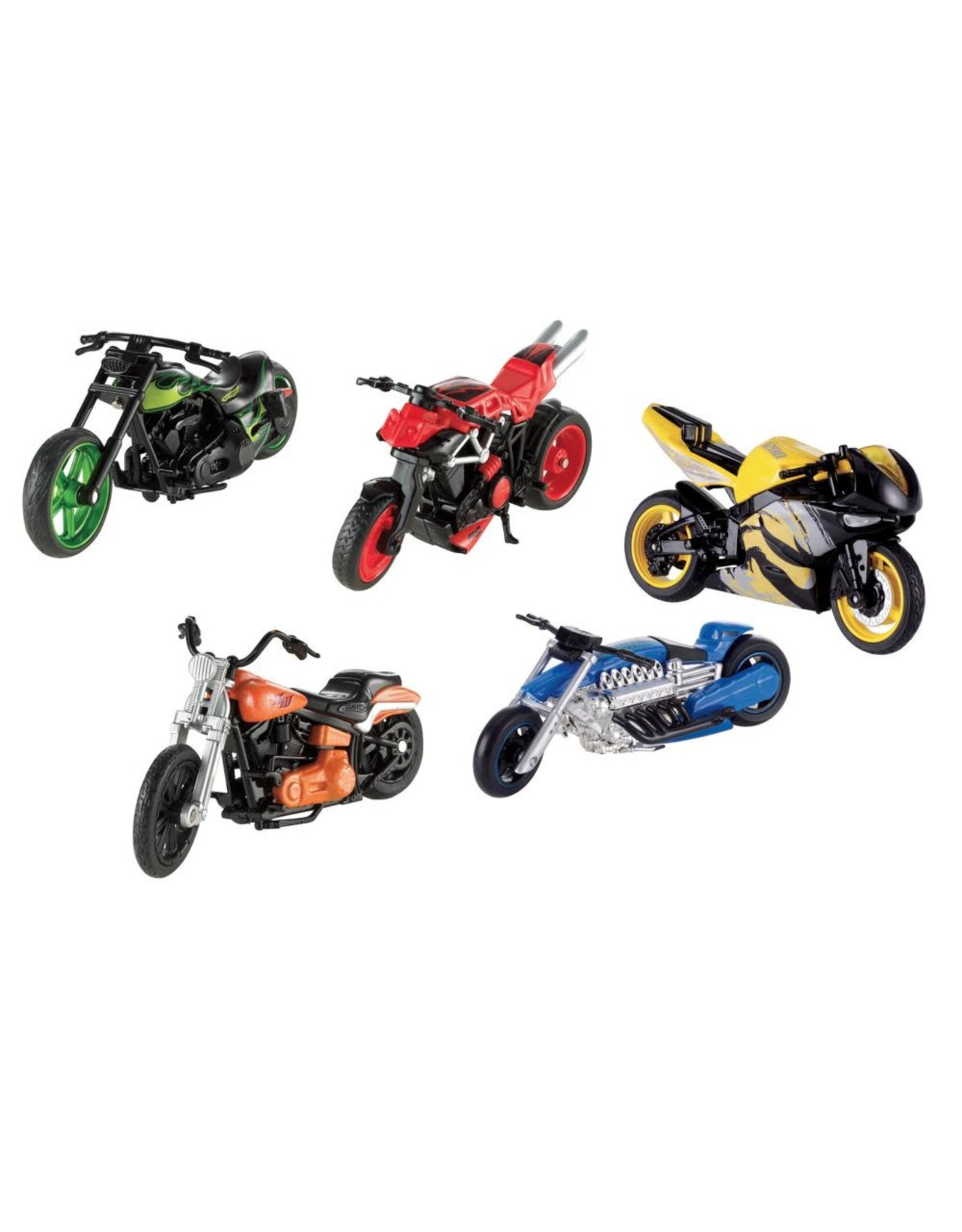 Hot Wheels Motorbike