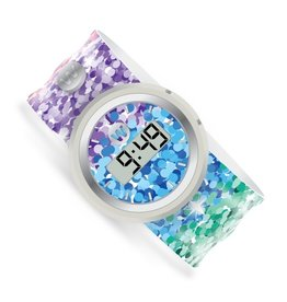 Watchitude Watchitude Sassy Sequins Digital Slap Watch